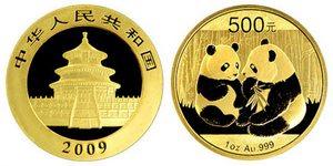Gold-Panda